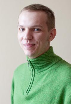 Александр Назаров – студент 4-го курса очного отделения факультета психологии.