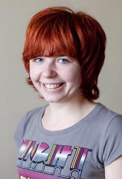 Татьяна Тимакина – студентка 3-го курса очного отделения факультета психологии.