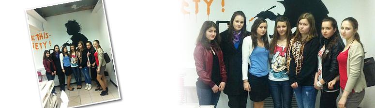 """""""Производственный конвейер» на факультете рекламы и PR ИГУМО"""