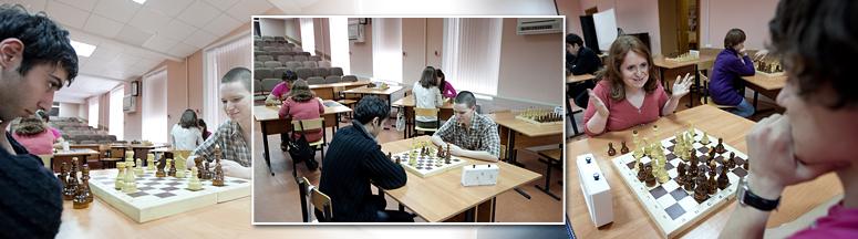 Новая страница в истории шахмат ИГУМО