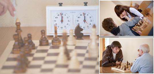 Шахматы – игры разума