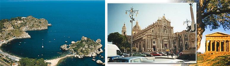 Под небом Сицилии