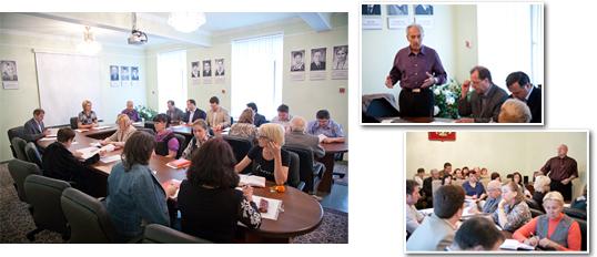 Заседание Ученого совета ИГУМО: перспективы развития – новые ориентиры