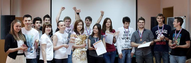 Результаты Спартакиады ИГУМО 2011–2012