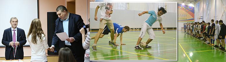 ИГУМО, первый семестр: спортивные итоги