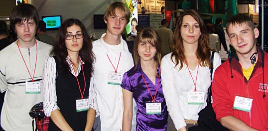 Информационная безопасность превыше всего. Посещение выставки «Infosecurity Russia 2009»