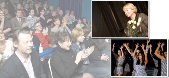 Театральной школе ИГУМО – 10 лет