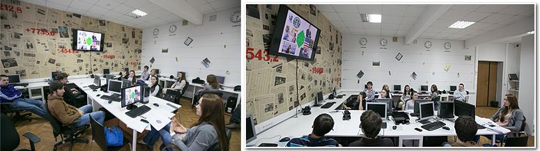Бизнес-центр ИГУМО глазами студентов 2-го курса факультета управления