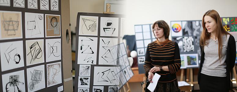 Факультеты графики и дизайна